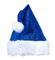 Cappello paillettes Natale