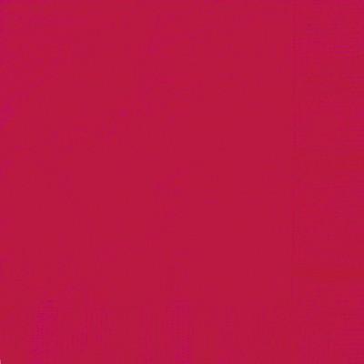 Tovaglioli carta colore Rosso 20pz