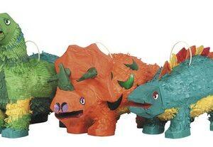 Pignatte sagoma dinosauri