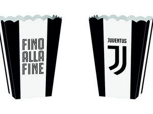 Porta patatine Juventus pz4