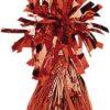 Pesetto per palloncini colore Rosso