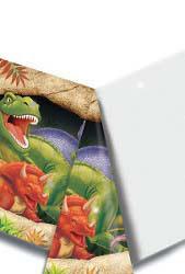 Tovaglia platica tema dinosauri cm 137×274
