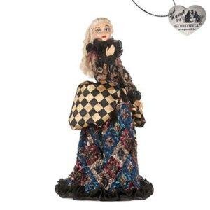 Bambola porcellana cm 66