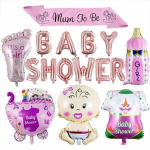 11 - Baby shower