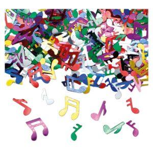 Coriandoli note musicali