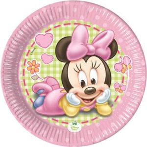 Piatti Baby Minnie cm 23