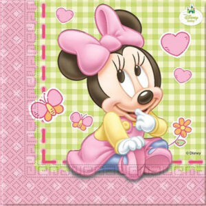 Primo compleanno Baby Minnie