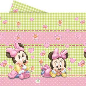 Tovaglia plastica Baby Minnie