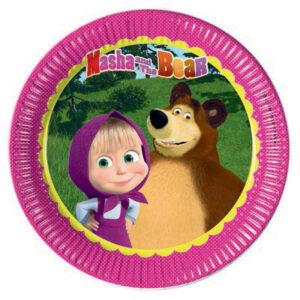 Compleanno tema Masha e Orso