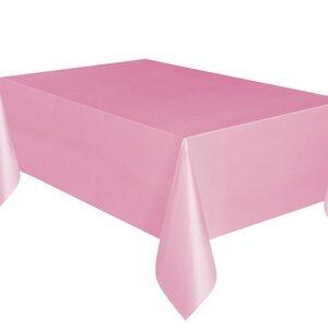 Tovaglia pvc rosa