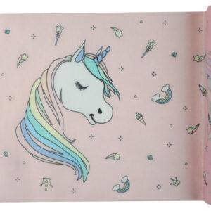 Runner tema unicorno pink