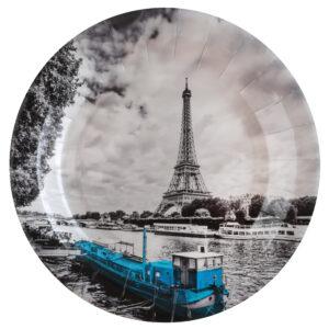 Piatti tema Parigi