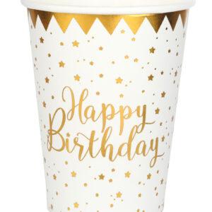 Bicchieri happy birthday bianchi