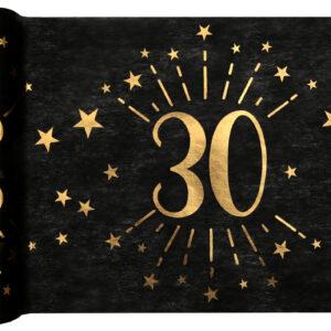 Runner 30 anni nero