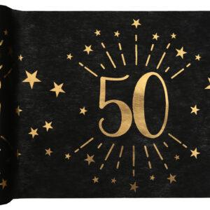 Runner 50 anni nero