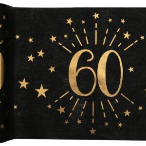 Runner 60 anni nero