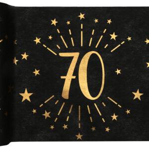 Runner 70 anni nero