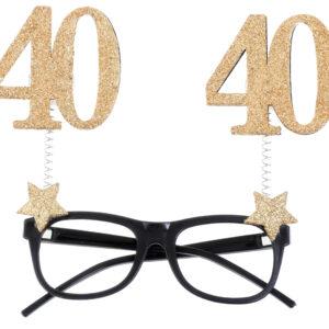 Occhiali anni 40