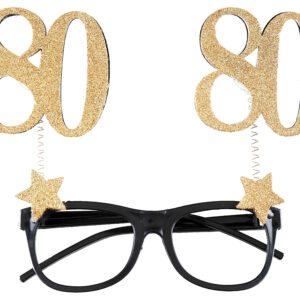 Occhiali anni 80