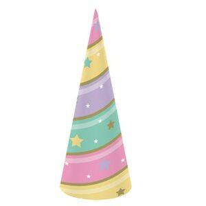 Cappellini party tema unicorno