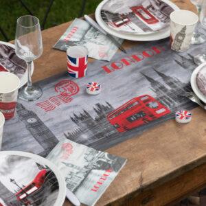 Compleanno tema Londra
