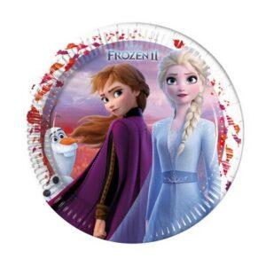 Piatti tema Frozen II