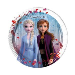 Piattini tema Frozen II