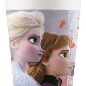 Bicchieri carta Frozen II