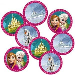 Confetti carta Frozen