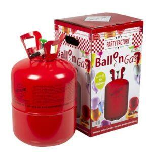 Bombola elio usa e getta 50 palloni
