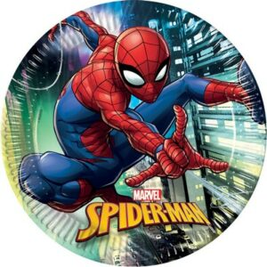 Compleanno tema Spiderman