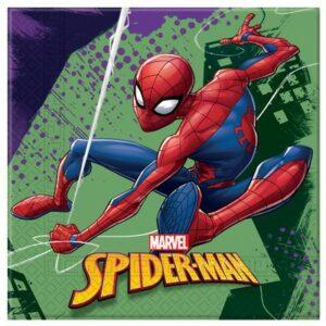 Tovaglioli Spiderman