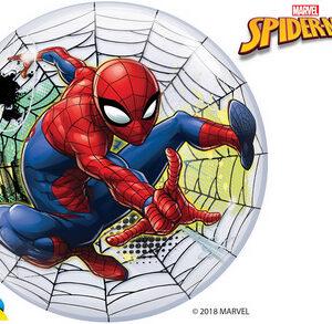 Palloncino Bubbles Spiderman