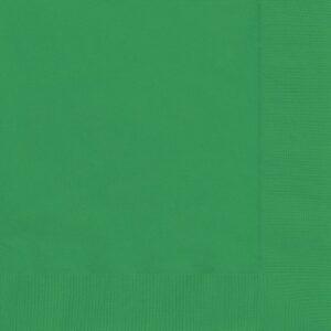 Tovaglioli carta verdi