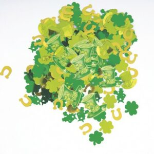 Confetti trifogli San Patrick's