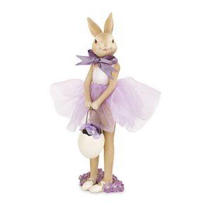 Coniglietta lilla