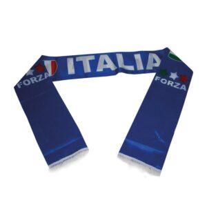 Sciarpa raso leggero forza Italia