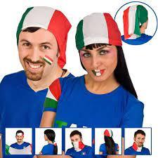 Bandana tubolare Italia